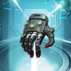 Armored Hand Mk4