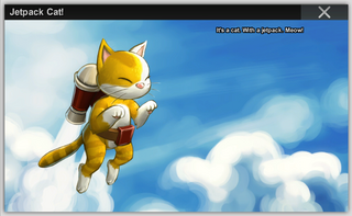 Jetpack Cat Full