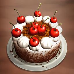 James' Cake Crop