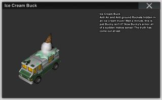 Ice Cream Buck