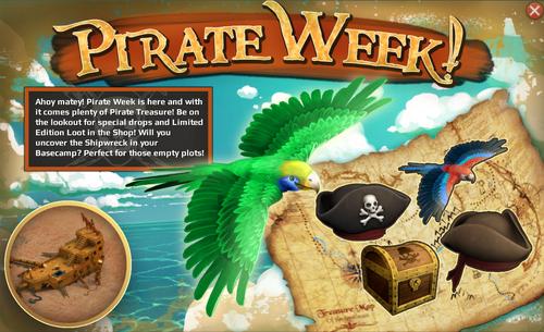 Pirate Week 2015 Promo