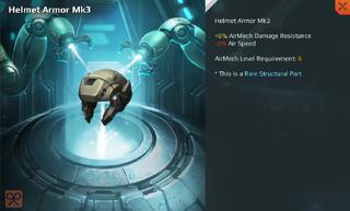 Helmet Armor Mk3 Full