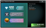 Diamond Bundle 900 b20409