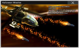 Halloween Missiles