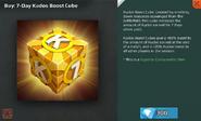 Kudos Cube 7 Full