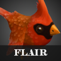 Icon Flair