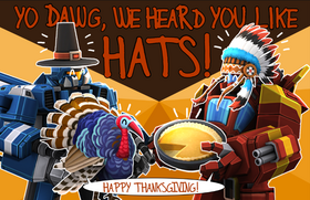 Turkey day event