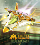Beta Striker
