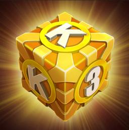 Kudos Cube 3