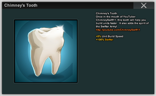 Chimney Tooth