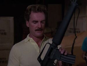 Kearns M16-once a hero