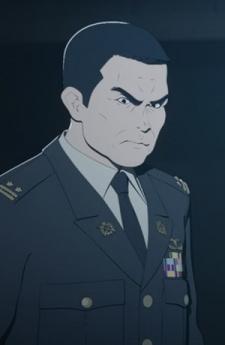 Colonel Kouma (anime)