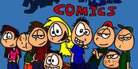 Jack & Twister Comics