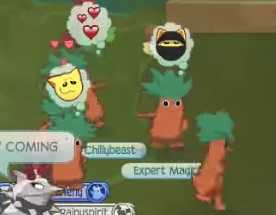 Non Creepy Pasta- Trolls- Carrot Attack- The Carrots