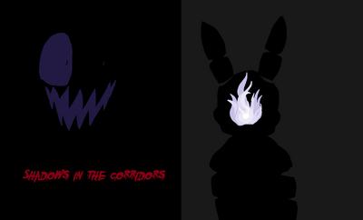 Shadows In The Corridors