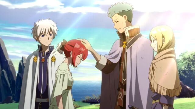 File:Shirayuki officially reunites with Mitsuhide and Kiki.jpg