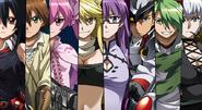 Characters Anime