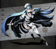 Esdeath Divine Gate