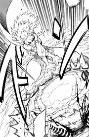 Leone crushes Dorothea