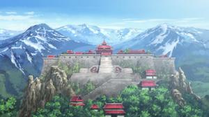 Hiryuu Castle