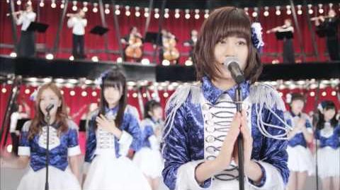 「旅立ちのとき」MV AKB48 公式