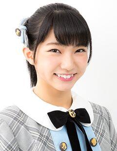 2017 AKB48 Team 8 Yokomichi Yuri