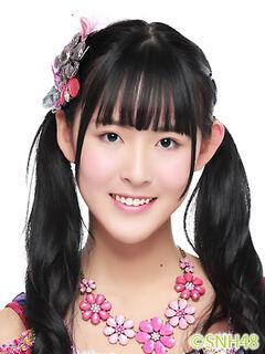 SNH48 Zhang JiaYu 2016