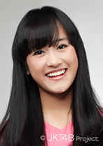 JKT48 Indah Permata Sari 2014