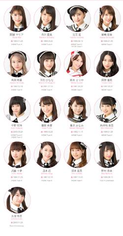 AKB48 Team K 2017