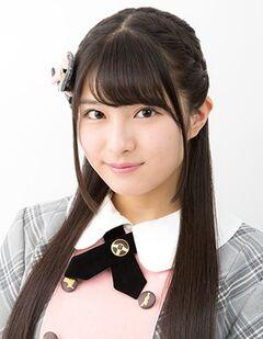 2017 AKB48 Team 8 Gyoten Yurina