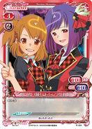 Yuuko and Acchan