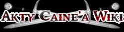 Akty Caine'a Wiki