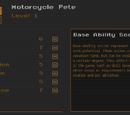 Motorcycle Pete