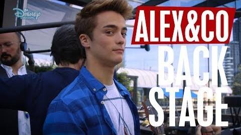Alex & Co. - Backstage 4