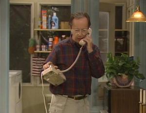 Willie calling Congressman Berdick