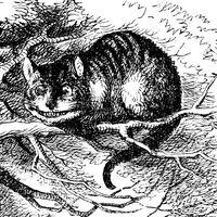 Cheshire tenniel
