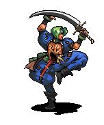 Garutia - Battler