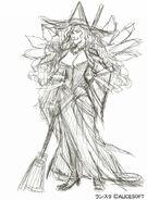 Mysteria Sketch