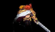Leila-back-fighting