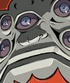 Daruma-Youkai-face
