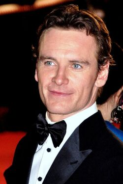 Michael Fassbender Cannes 2009