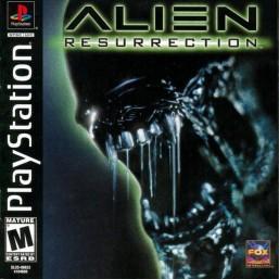 257px-Alien Resurrection Game