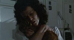 Ripley reunites with Jonesy