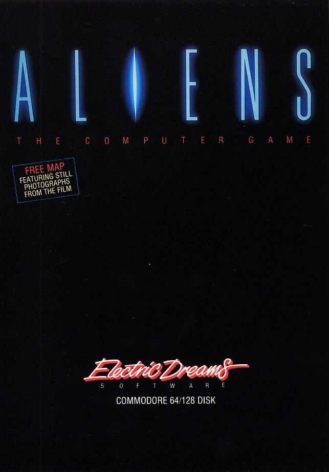 Aliens computer game UK