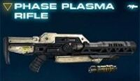 Phased Plasma Rifle A-CM Collector's set