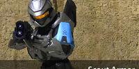Spartan 116 tommy (predatorial halo)