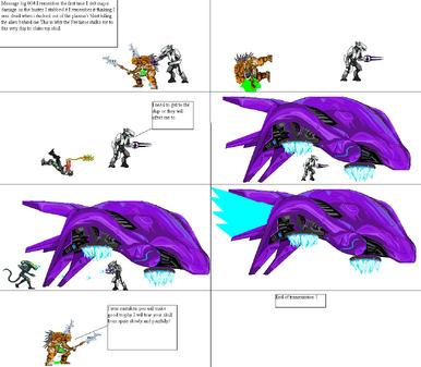 Predatorial Halo episode 4