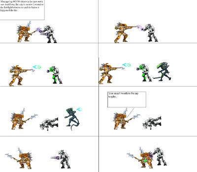 Predatorial Halo episode 3