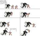 Predatorial Halo comics