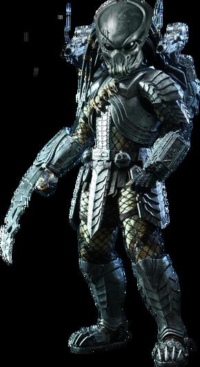 Seraph Predator